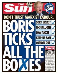 The Sun UK - 11 December 2019