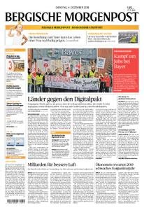 Solinger Morgenpost – 04. Dezember 2018