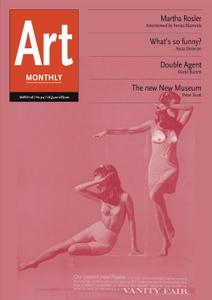 Art Monthly - March 2008   No 314