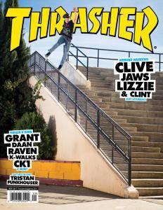 Thrasher Skateboard Magazine - September 2017