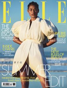 Elle UK - July 2020
