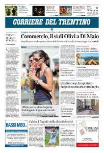 Corriere del Trentino - 22 Giugno 2018