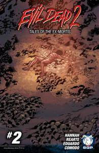 Evil Dead 2 Tales Of The Ex-Mortis 0022015 Digital