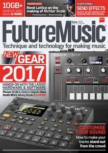 Future Music - March 2017