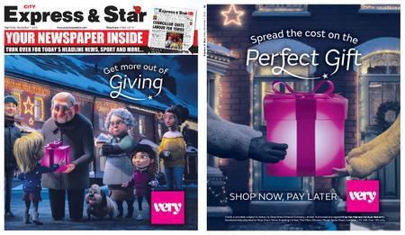 Express and Star City Edition – November 01, 2019