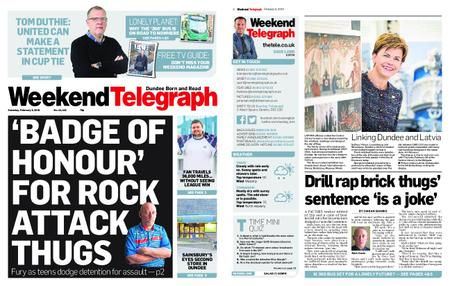 Evening Telegraph First Edition – February 09, 2019