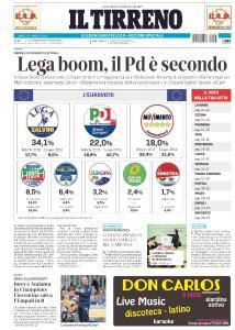 Il Tirreno Livorno - 27 Maggio 2019