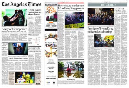 Los Angeles Times – June 21, 2019