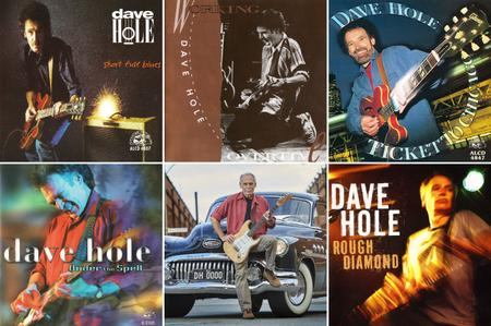Dave Hole - Albums Collection 1992-2007 (5CD) [Combined Re-Up + Upgrade]