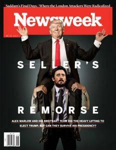 Newsweek USA - June 23, 2017