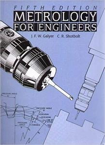 Metrology for Engineers (5th Edition)