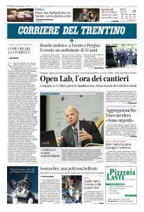 Corriere del Trentino - 30 Maggio 2018