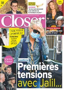 Closer France - 17 septembre 2021