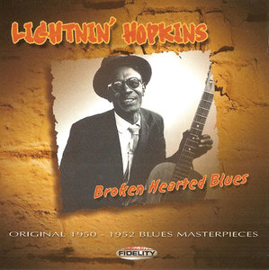 Lightnin' Hopkins - Broken Hearted Blues (2003) [Audio Fidelity] PS3 ISO + Hi-Res FLAC