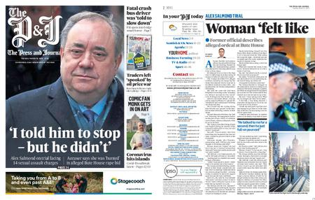 The Press and Journal Moray – March 10, 2020
