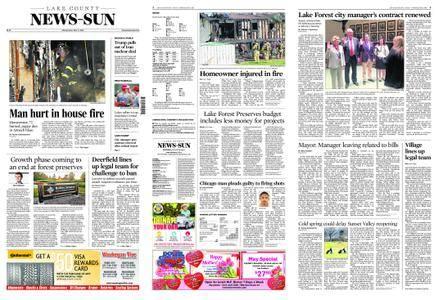 Lake County News-Sun – May 09, 2018