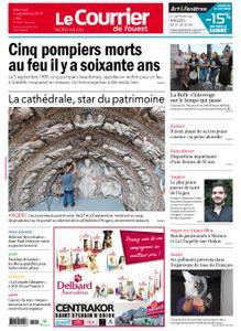 Le Courrier de l'Ouest Nord Anjou – 04 septembre 2019