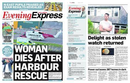 Evening Express – August 07, 2018