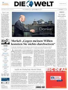 Die Welt - 06. September 2017