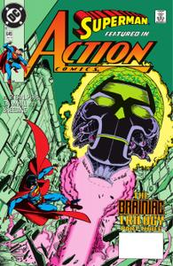 Action Comics 649 1990 Digital Shadowcat
