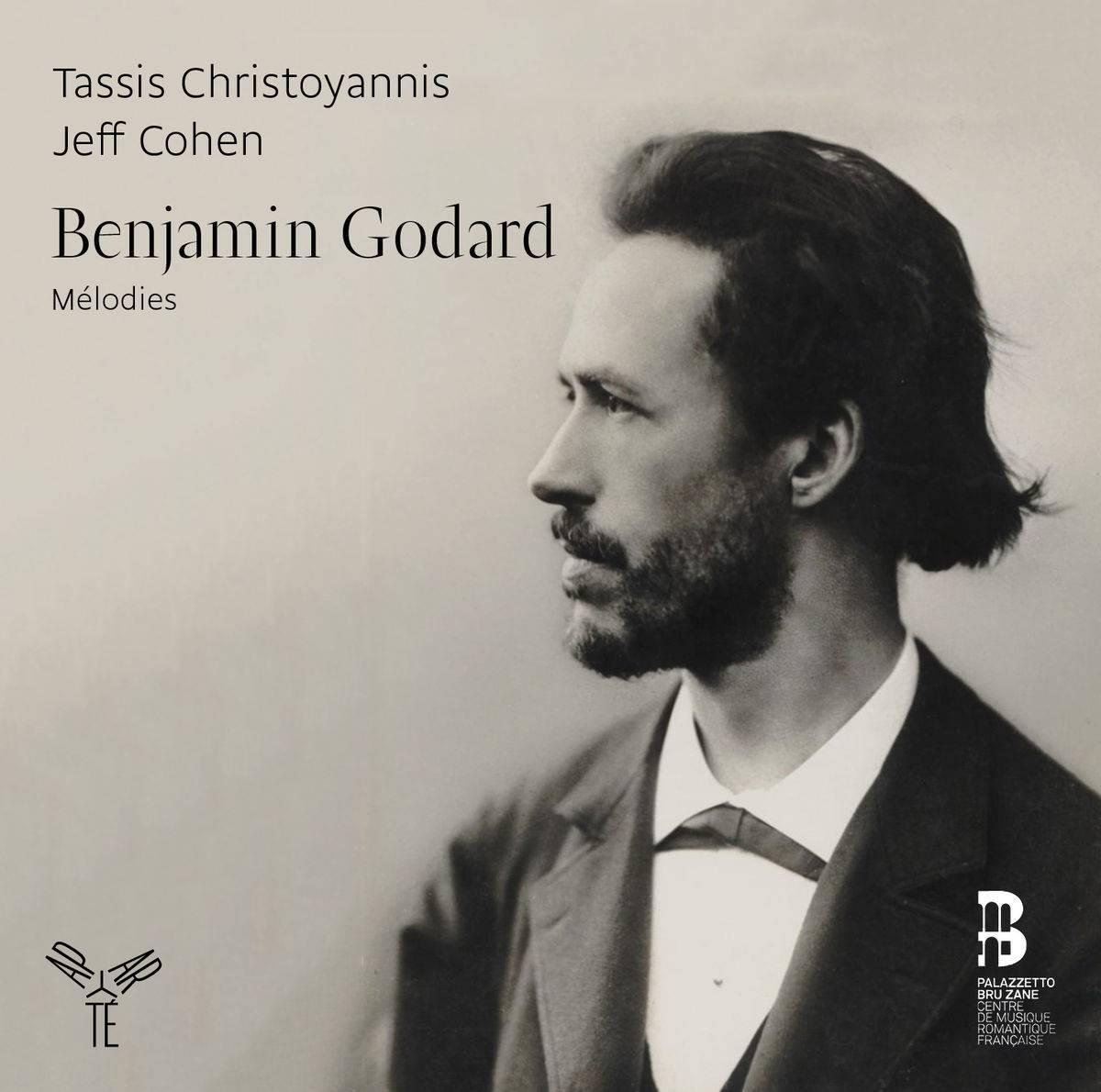 Tassis Christoyannis & Jeff Cohen - Benjamin Godard: Mélodies (2016) [Official Digital Download 24/96]