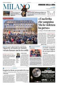 Corriere della Sera Milano – 13 dicembre 2019