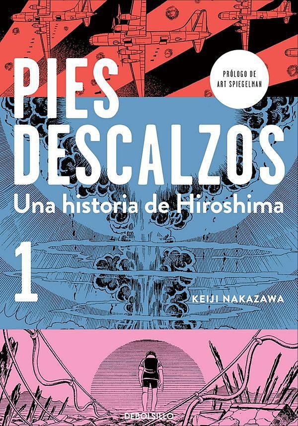 Pies descalzos. Una historia de Hiroshima #1 de 4