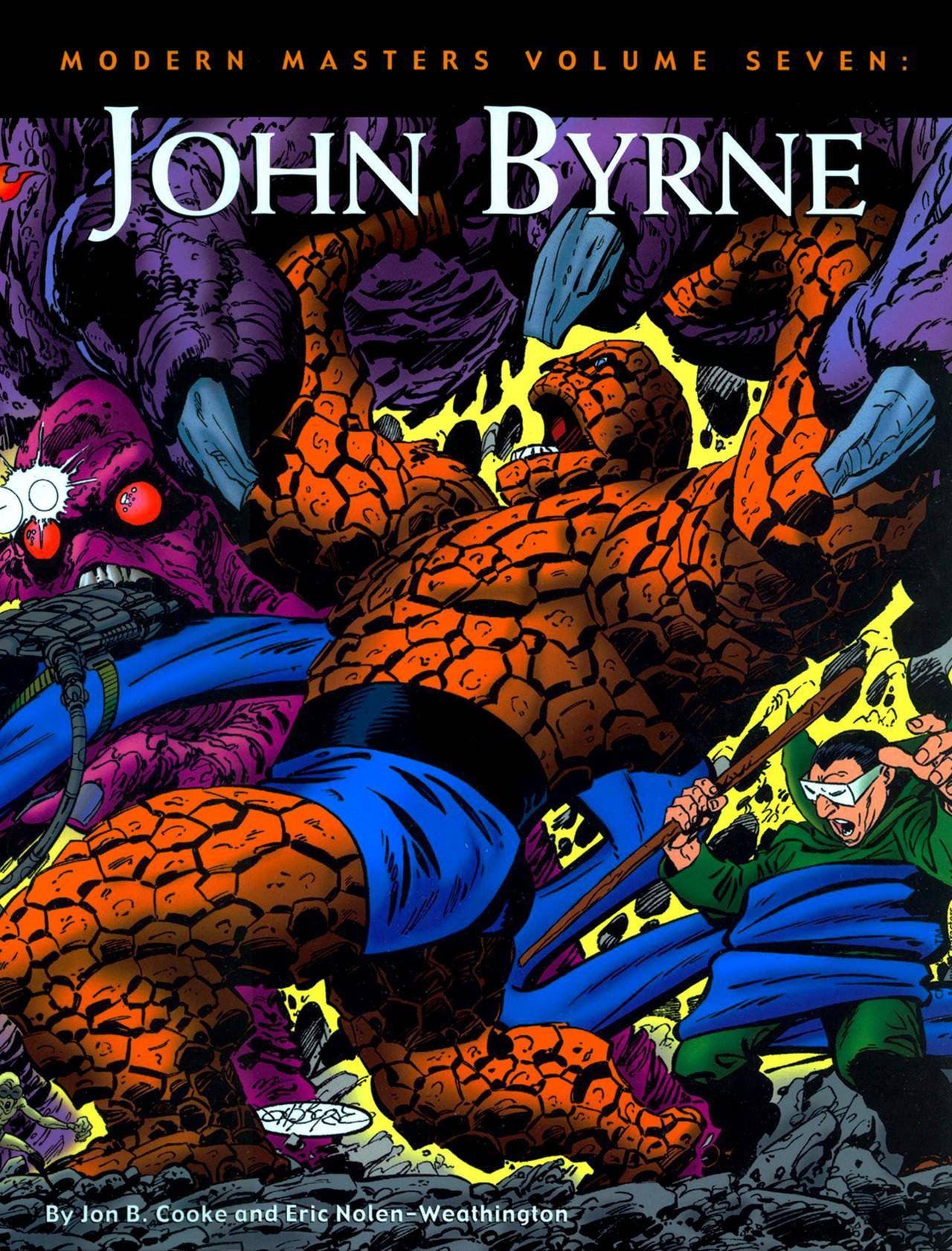 Modern Masters Vol 07 - John Byrne Bchry - DCP
