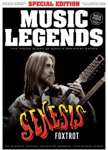 Music Legends - Genesis Special Edition 2021 (Foxtrot)