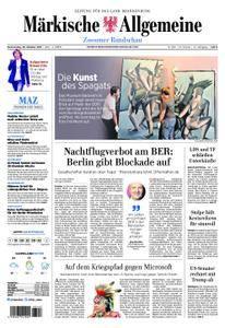Märkische Allgemeine Zossener Rundschau - 26. Oktober 2017