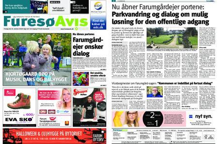 Furesø Avis – 23. oktober 2018