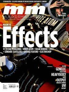 Musikermagasinet - Augusti 2017