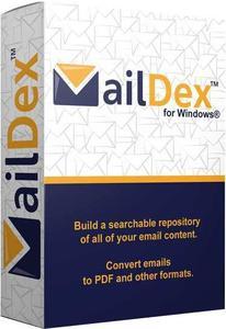 Encryptomatic MailDex 2019 v1.3.4.0 Multilingual