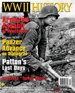 WWII History - April 2020