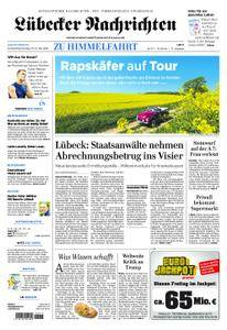 Lübecker Nachrichten Ostholstein Süd - 10. Mai 2018