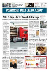 Corriere dell'Alto Adige – 15 ottobre 2019