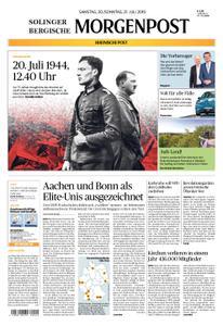 Solinger Morgenpost – 20. Juli 2019