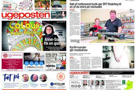 Ugeposten Skjern – 15. oktober 2019
