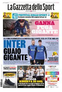 La Gazzetta dello Sport Sicilia – 08 ottobre 2020