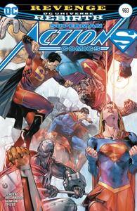 Action Comics 983 2017 2 covers Digital Zone-Empire