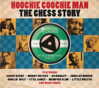 VA - Hoochie Coochie Man: The Chess Story (2012) 2CDs