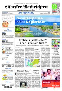 Lübecker Nachrichten Bad Segeberg - 21. Juli 2019