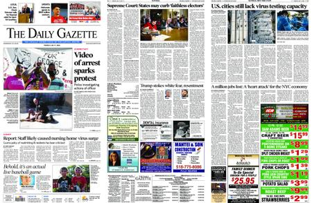 The Daily Gazette – July 07, 2020