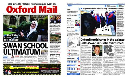 Oxford Mail – October 02, 2018