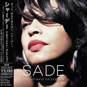 Sade - The Ultimate Collection (2011) [Japanese Ed.] 2CD Repost