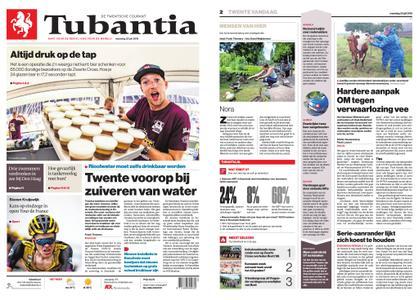 Tubantia - Enschede – 22 juli 2019
