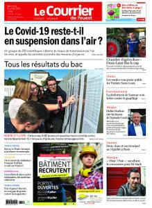 Le Courrier de l'Ouest Cholet – 08 juillet 2020