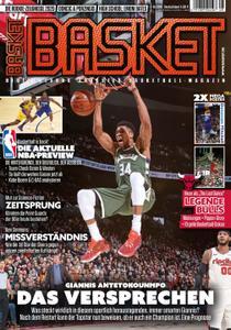 Basket Germany – September 2020