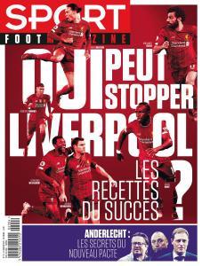 Sport Foot Magazine - 22 Janvier 2020