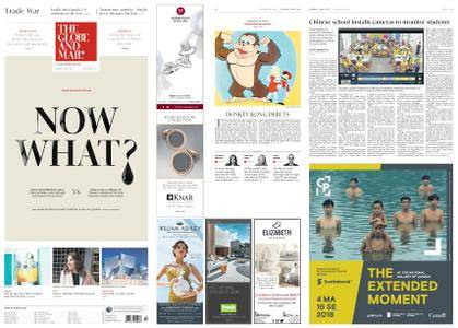 The Globe and Mail – June 02, 2018